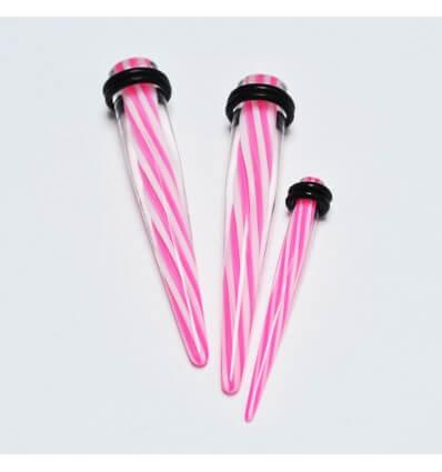 Roztahovák Duotwist - pink