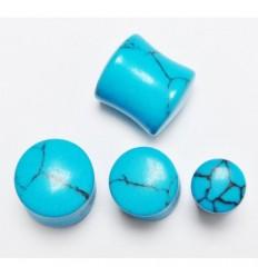 Ear Plug - Stone - Blue