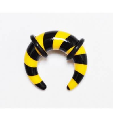 Roztahovák Honeybee Pinch - žlutý