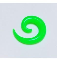 Spiral expander - green