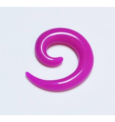 Roztahovák spirála - fialový