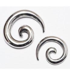 Spiral expander - surgical steel