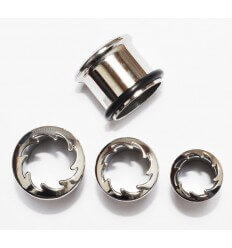 Tunel do ucha laser 2 - chirurgická ocel 316L