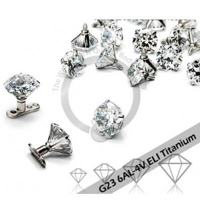 meilleure sélection de qualité supérieure le rapport qualité prix MICRODERMAL PIERCING - DIAMOND