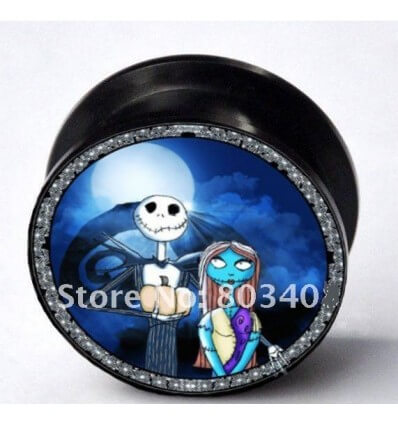 PLUG DO UCHA – JACK A SALLY