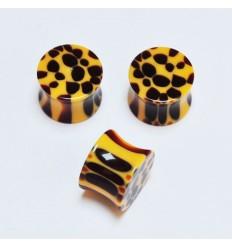 Ear Plug - Leopard - Wild